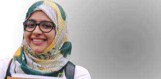Young Mahira Miyanji bags UNDP's N-Peace award for promoting girls' education in Lyari