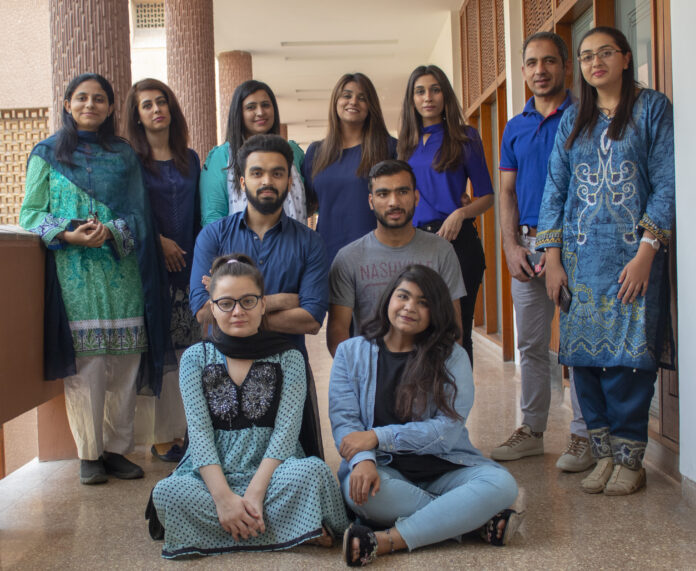 youth leadership program on gender health and education